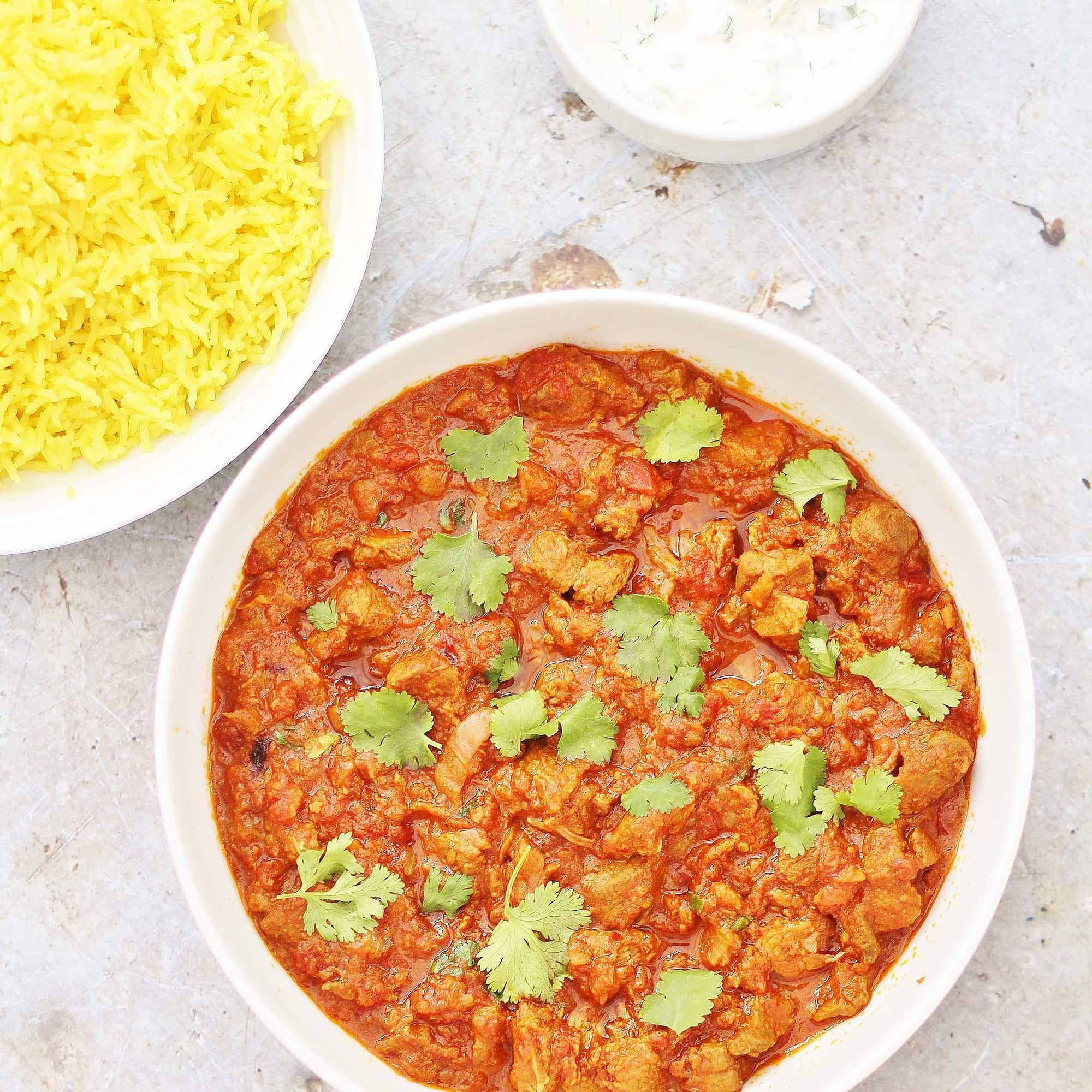 Slow Cooked Lamb Bhuna Easy Peasy Foodie