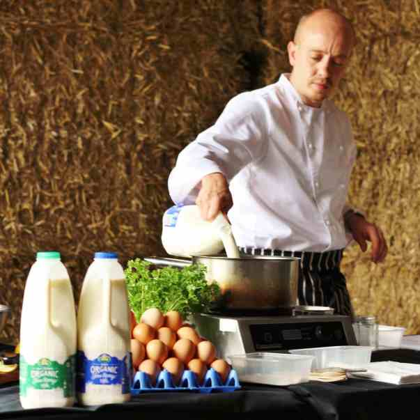 Ben from The Sussex Chef