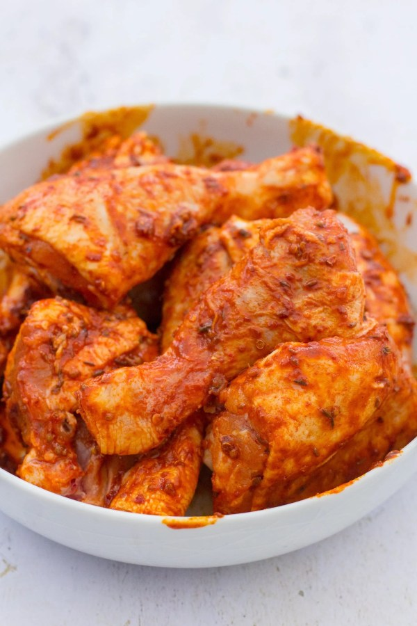 Mexican Chicken Traybake