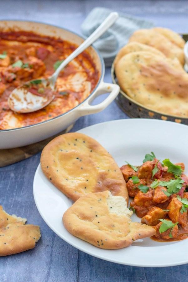 Easy Homemade Chicken Tikka Masala