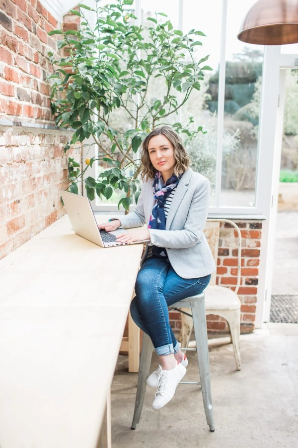 Review of Personal Brand Photoshoot with Lucy Down of Fresh Leaf Creative