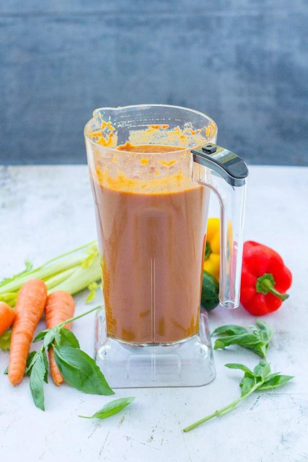 15 Minute Hidden Vegetable Pasta Sauce & Froothie Optimum VAC 2 Blender Review