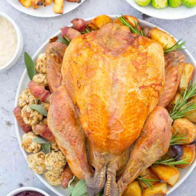 Perfect Roast Turkey - the stress free way!
