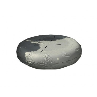 Bche dhivernage piscine hors sol Ovale rsistance 80 gm