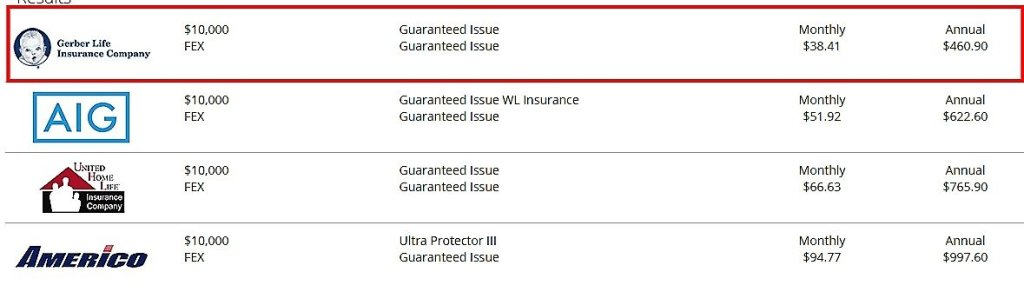 Looking at AARP's Permanent Life Insurance Products 5 Looking at AARP's Permanent Life Insurance Products