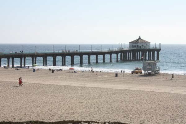 Manhattan Beach does not want sand dredged, taken to Malibu's Broad Beach, Easy Reader - Jim Caldwell, Redondo Beach