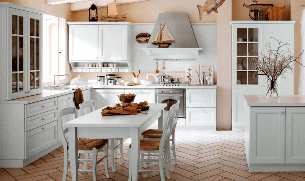 Come ti arredo 2 stile shabby chic in cucina  easyrelooking