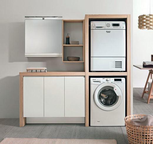 Arredare la zona lavanderia tra design e funzionalit