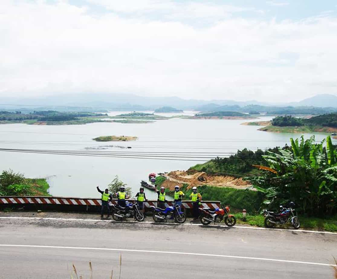 Day 10: Bao Loc - Mui Ne (150 km - 5 hours riding)