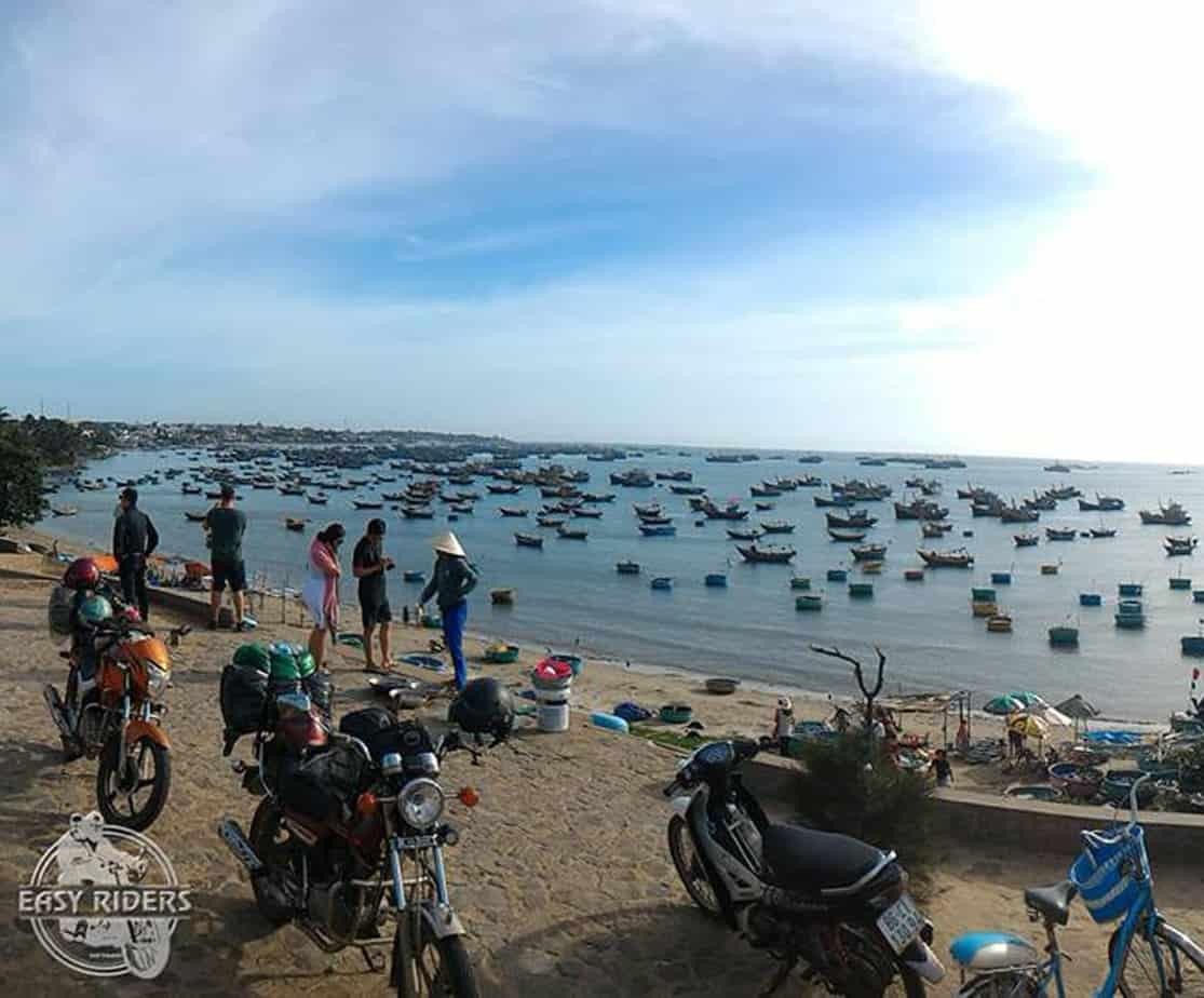 Day 11: Mui Ne - Long Hai (170 km - 5 hours riding)
