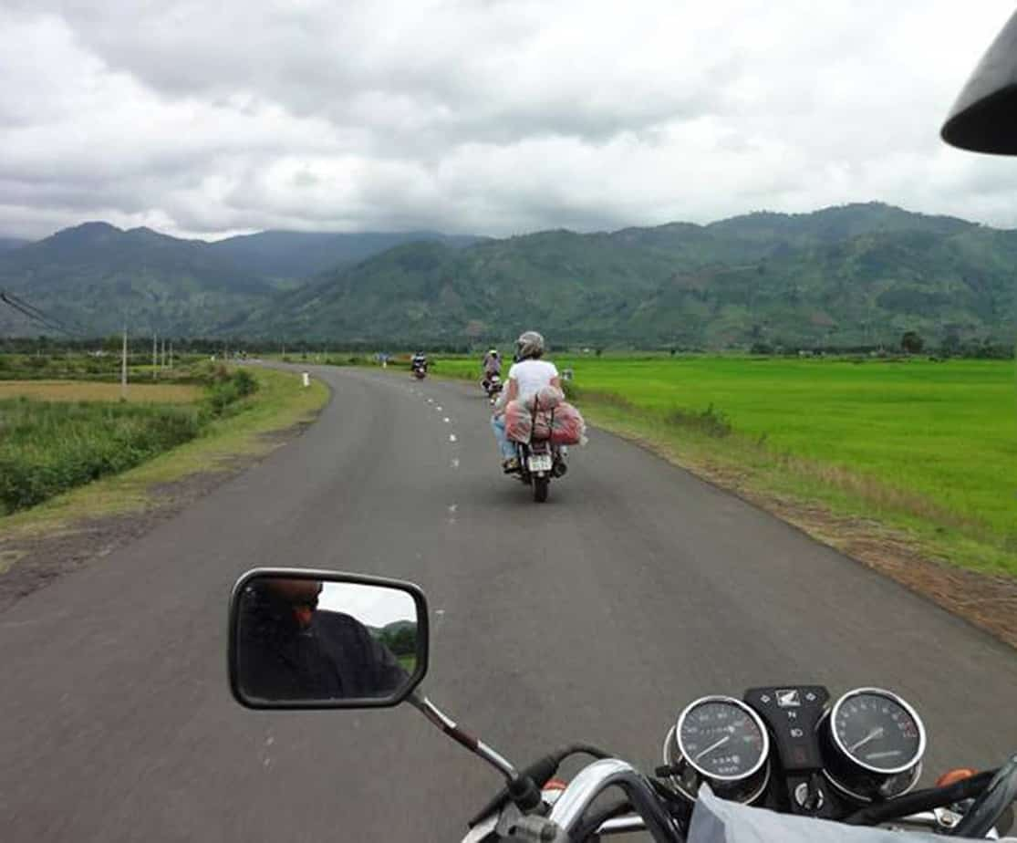 Day 8: Lak - Dalat (165 km - 5 hours riding)