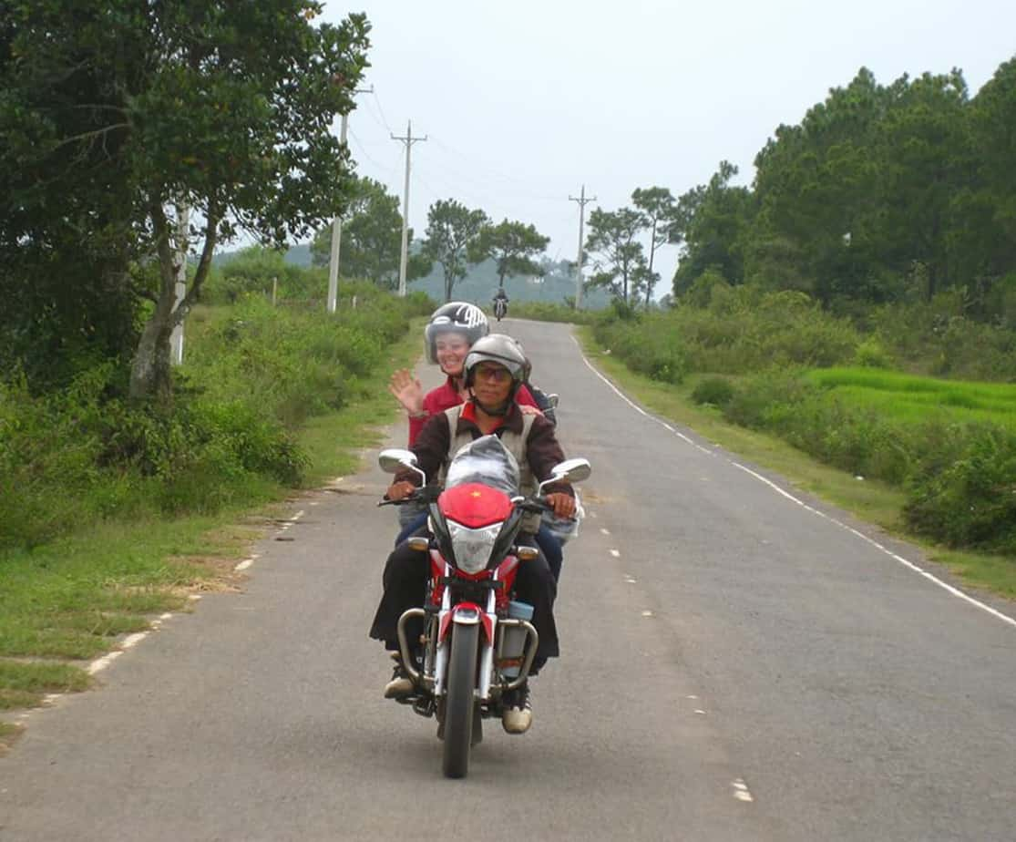 Day 1: Saigon to Long Hai Beach (140 km – 6 hours riding)