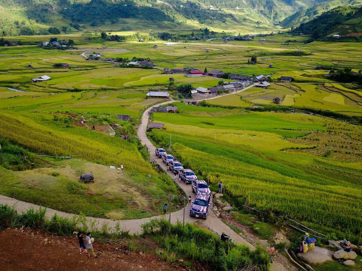 4WD Tours, Easy Riders Vietnam