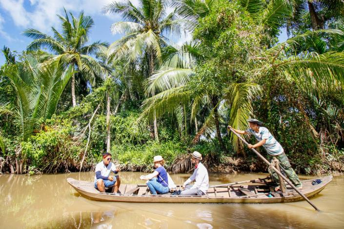 Easy Rider Mekong Delta Tour