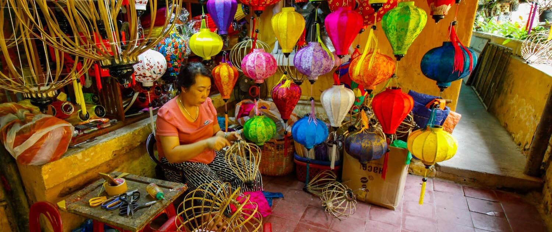 easy rider quy nhon to hoi an lanterns
