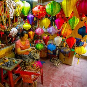 easy rider quy nhon to hoi an lanterns