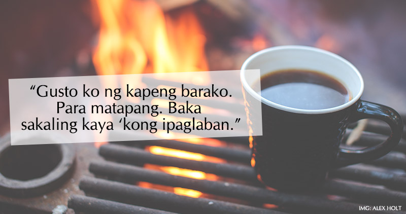 Hugot Lines From Food  963 Easy Rock