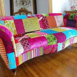 patchwork decorazione