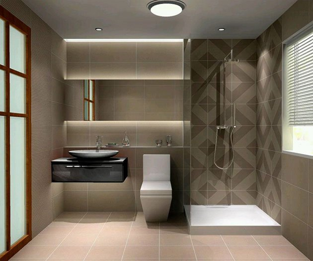 Bagni Di Lusso In Muratura : Rinnovare il bagno idee dal design moderno