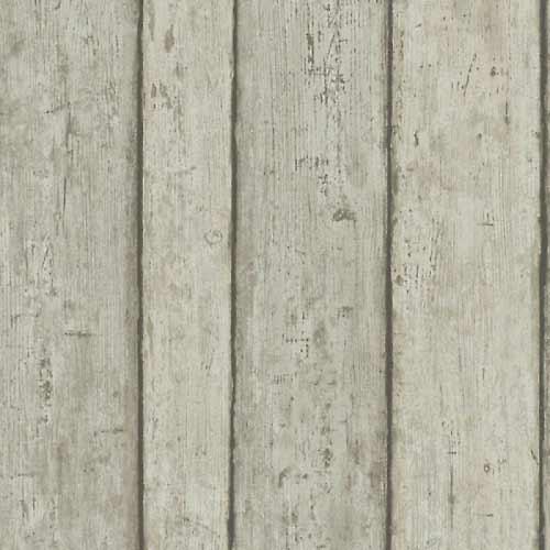 Carta da parati legno anticato beige rivestimento pareti in vinile - Piastrelle vinile leroy merlin ...