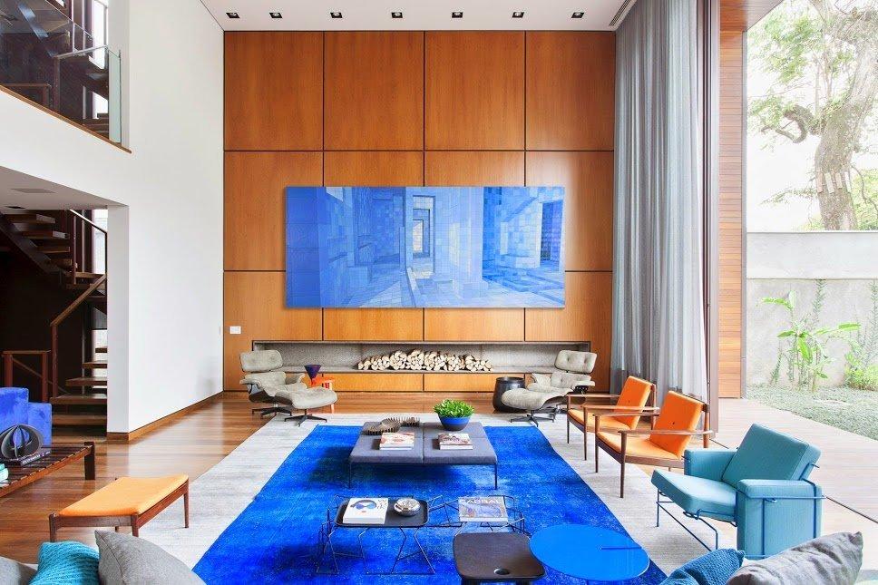 Salotto In Stile Moderno By Int2architecture Interior Design : Interior design esempi pratici per arredare casa in stile