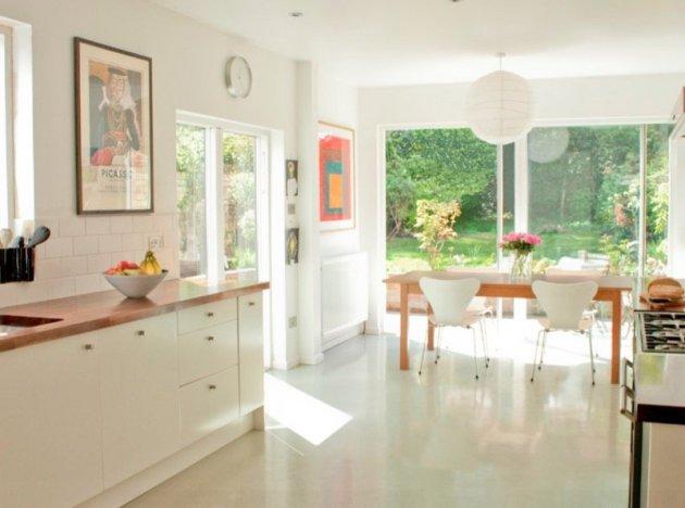 Guida Definitiva ai Pavimenti per Cucina. Idee e Materiali