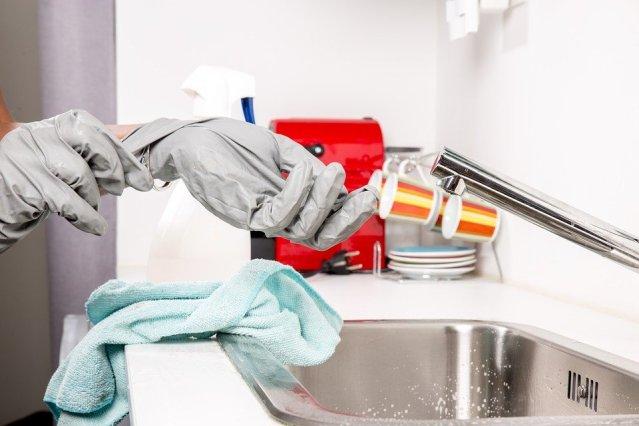 Pulire casa dopo una ristrutturazione