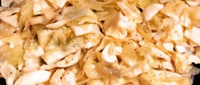 How to Make Easy Sauteed Cabbage