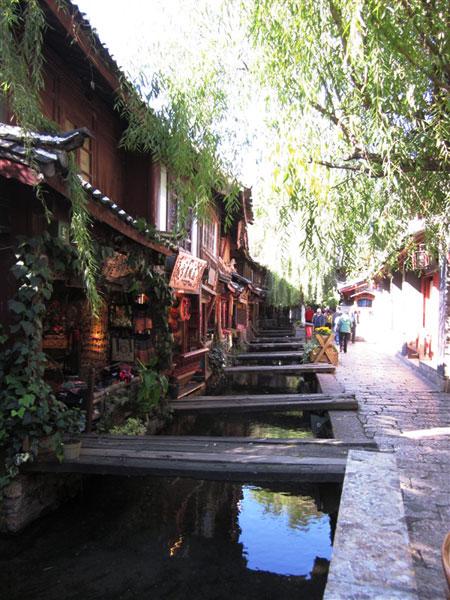 Lijiang Ancient Town, Lijiang, Yunnan