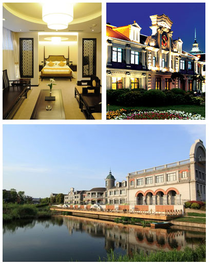 15 chinese members of small luxury hotels of the world for Small luxury resorts of the world