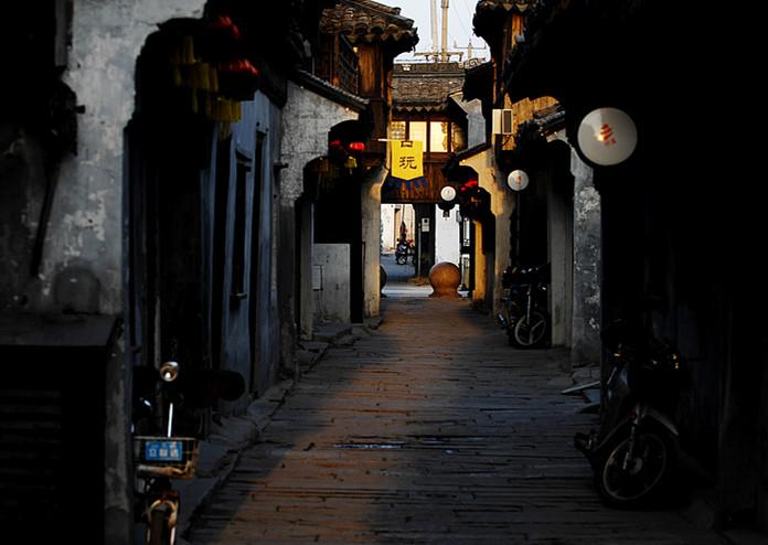 Shaxi,Dali