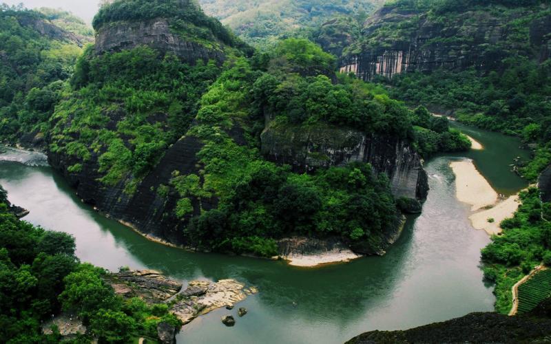 China mountain trips