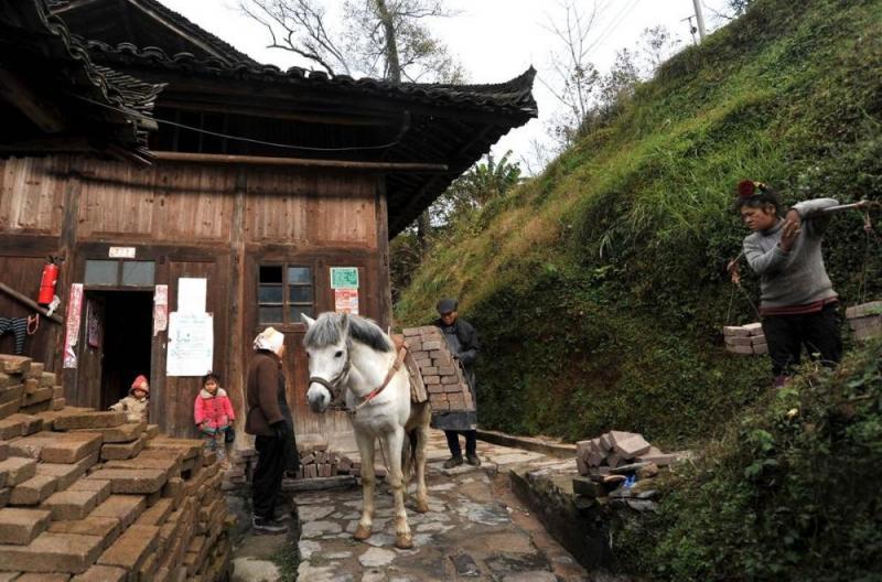 Trip to Guizhou China