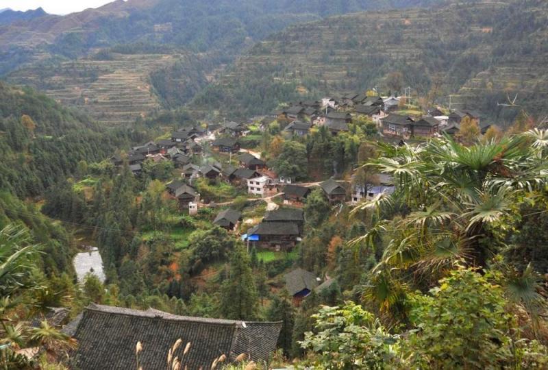 Tour to Guizhou China