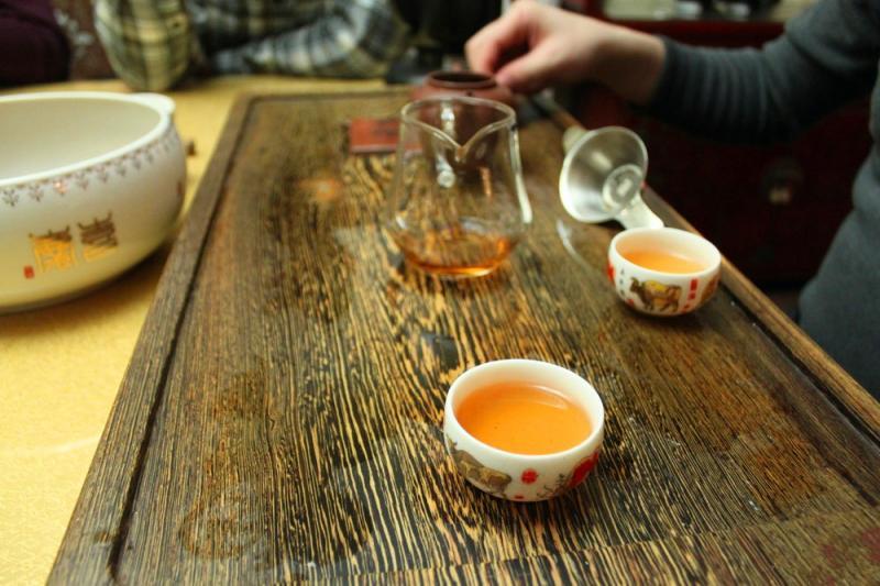 Meng Hui Tian Qiao Teahouse