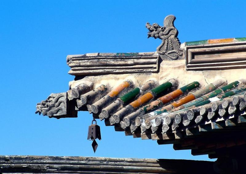 China tours for ancient Chinese architecture