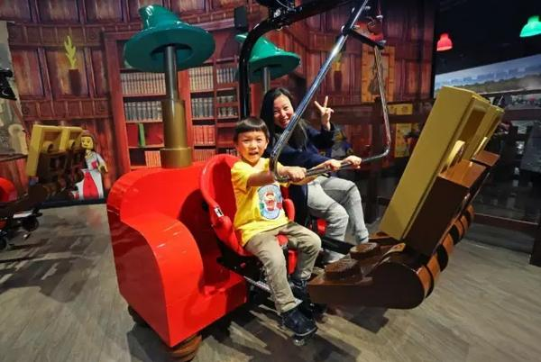Tour to Legoland Shanghai