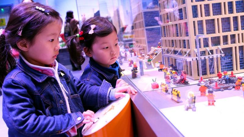 Trip to Shanghai Legoland