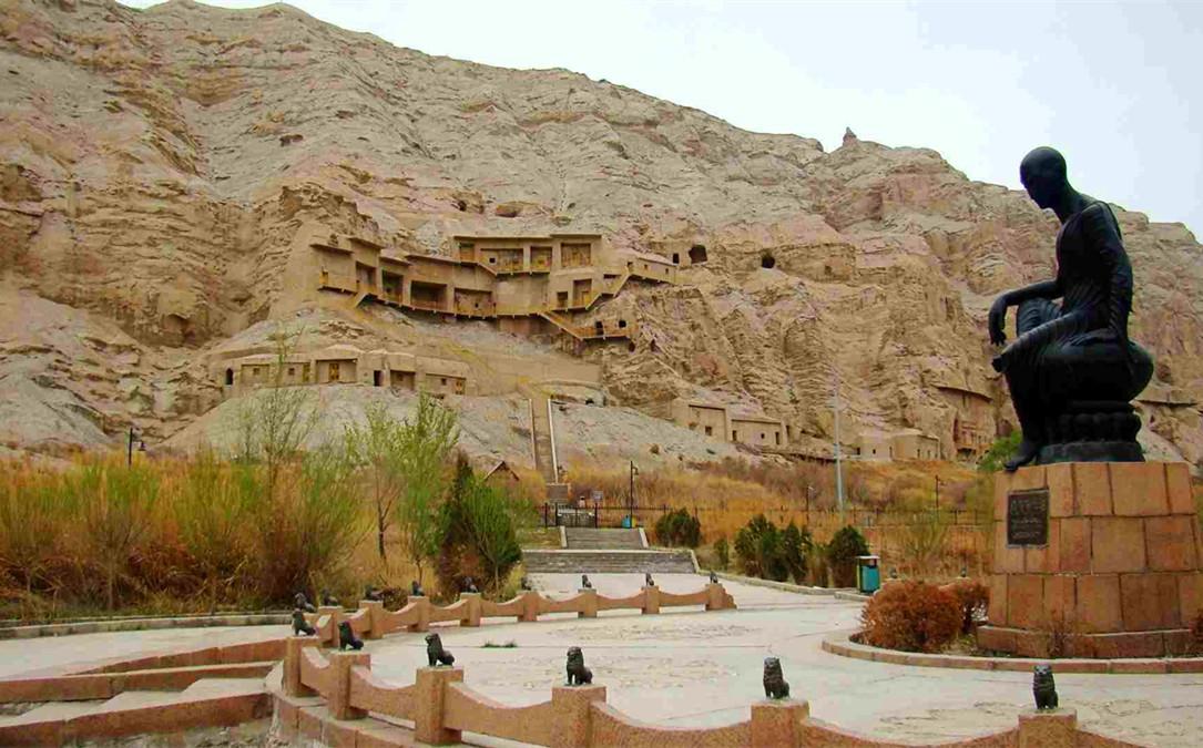 Kizil Grottoes