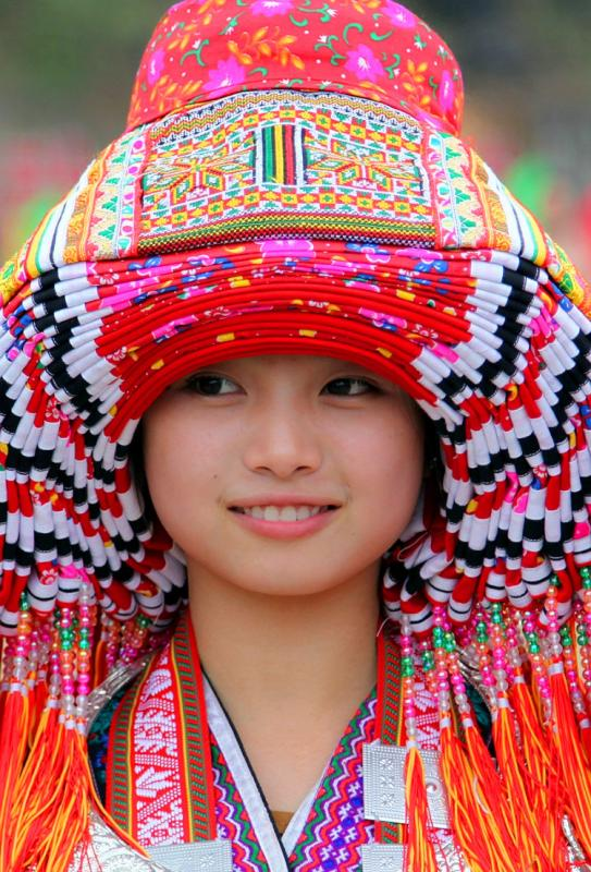 China's main ethnic minorities