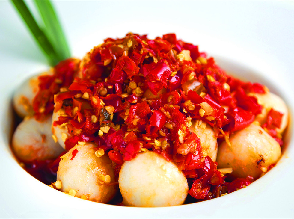 Spicy Chinese Dishes