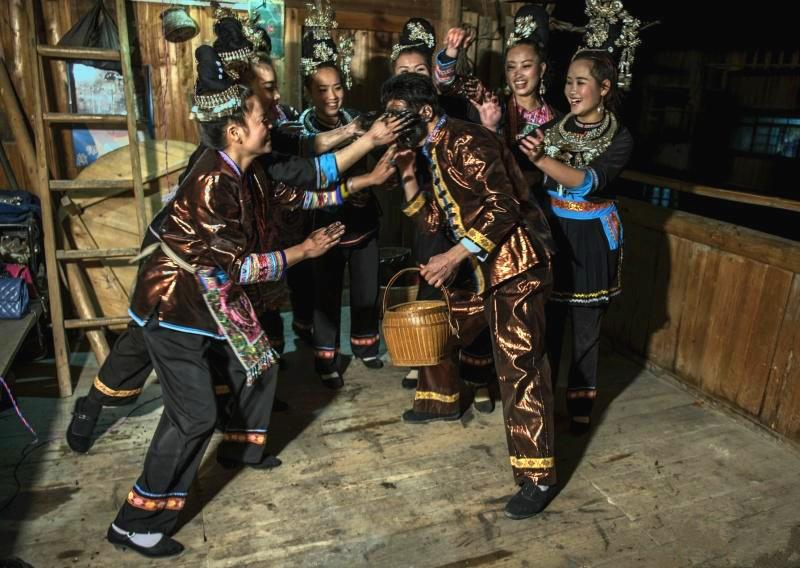 Guizhou minority groups tours