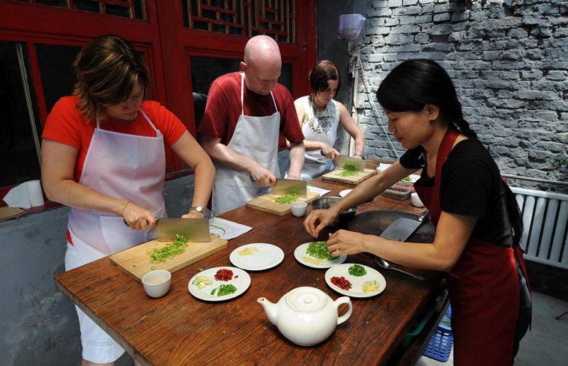 China food tour