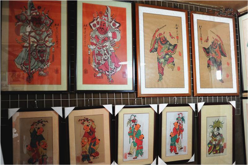 China folk handicrafts
