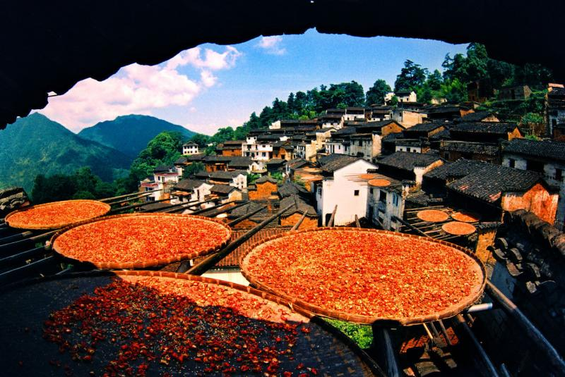 The oldest village in China