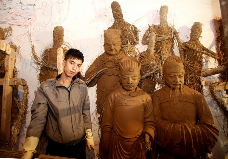 Buddhist tour to China