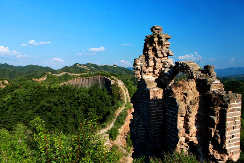 China Great Wall vacations