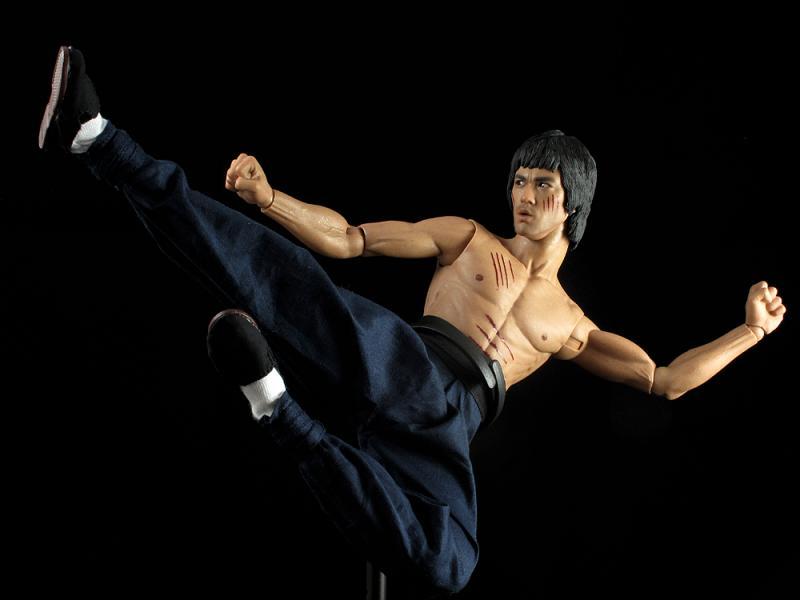 Brace Lee Kung Fu