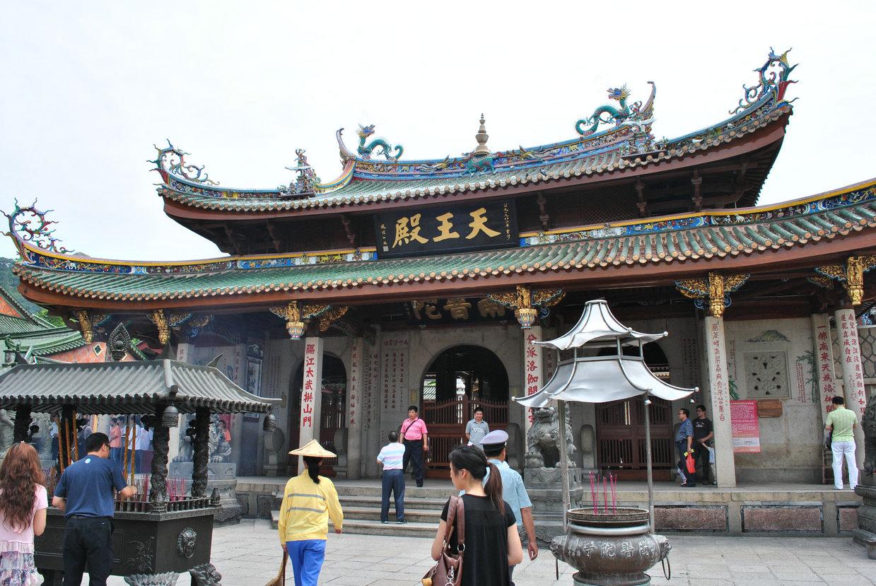 Nanputuo Temple,Xiamen