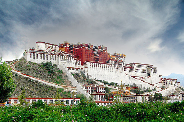 Potala Palace, Lhasa Tibet tour